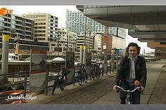 Hafencity documentary on German public channel ZDF