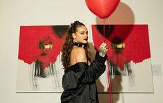 """Duas Mulheres e Meia: O álbum """"ANTI"""", 8º de Rihanna, é disponibilizado p..."""