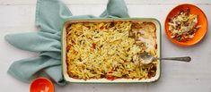 Lasagna, Ethnic Recipes, Food, Red Peppers, Essen, Meals, Yemek, Lasagne, Eten