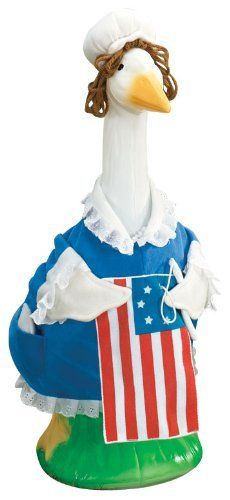 Betsy Ross Junior Goose Outfit by Miles Kimball by Miles Kimball. $12.99. Tailored just for Junior, this pint-size goose outfit offers BIG fun, American style! Betsy Ross includes hat, flag and sewing needle. Polyester; for indoor/protected outdoor use. Imported.