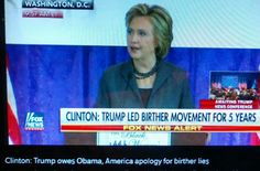 This bitch says Trump thrives as a liar reference where obamacide was born, and history will never forget. What about Benghazi, DNC Corruption, 'accidental' & 'unsolved' deaths, etc??? I'll team with a suspected liar over an obviously corrupt person/family any day of my life, if those are the only options I have!!! WAKE UP AMERICA, we all have to decide!!!