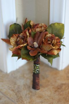 Chocolate Roses Bouquet - Southern Girl Weddings