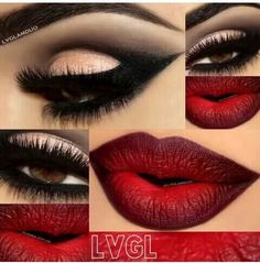 Flawless Red!