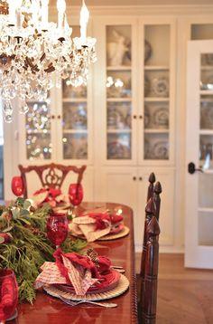 Rattlebridge Farm: Christmas All Through the South--Part II