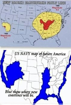 United States New Madrid Fault Line New Madrid Worries Surface - Us fault line map