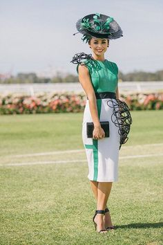 Spring Racing Fashion – What to Wear – What Not to Wear – Style Me Up – Paterson Personal Styling Kentucky Derby Outfit, Derby Attire, Kentucky Derby Fashion, Ascot Outfits, Derby Outfits, Fashion Outfits, Ascot Dresses, Fashion Fashion, Fashion Ideas