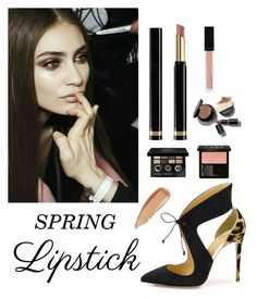 """""""Evening Beauty Look"""" by kotnourka ❤ liked on Polyvore featuring beauty, Gucci, Bobbi Brown Cosmetics, Giorgio Armani, Witchery and Sisley"""
