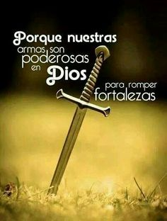 Image in Dios es amor :-) collection by MaRa Biblical Verses, Bible Verses Quotes, Faith Quotes, God Loves Me, Jesus Loves Me, Bible Guide, In Christ Alone, Inspirational Phrases, Spiritual Warfare