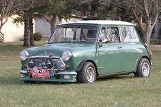 1967 Austin Mini w/ 5-Speed
