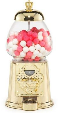 """Juicy Couture"" Luxe Gumball Machine"