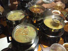 Hot pot ☺️