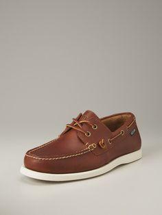 Eastland Shoe Company Leather Freeport Camp Moccasins.