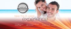 Take the 8 Week THRIVE Experience