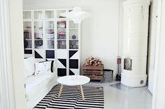 Black & White Home Decoration