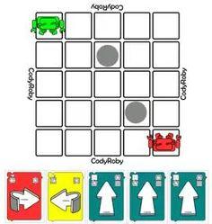 Programmare può essere un gioco divertente, da fare insieme e senza computer. Perché programmare è prima di tutto un modo di ragionare. Ci spiega come giocar Computer Coding, Math Tutor, Coding For Kids, Educational Crafts, Primary School, Pixel Art, Problem Solving, Teaching, Activities