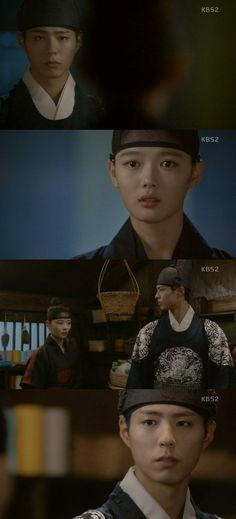 """[Spoiler] """"Moonlight Drawn by Clouds"""" Park Bo-geom worries about Kim Yoo-jeong, """"Are you alright?"""""""