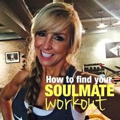 Today on The Chalene Show learn how to find your Soulmate workout, fall in love with your body and know what it feels like to fall in love with your fitness!!! Have you found your soulmate?  Fonts by  #Phonto. @phontograph