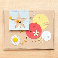 Asterisks+Card+by+maggie+holmes+at+Studio+Calico