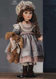 This looks like an American girl doll I used to have