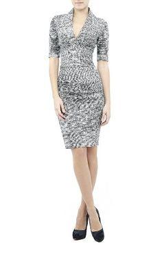 Nicole Miller Women's Hadley Canvas Textured Ponte Dress, White/Black, Medium Nicole Miller,http://www.amazon.com/dp/B00HWRAFOK/ref=cm_sw_r_pi_dp_Cd4btb08XNZM5J9K