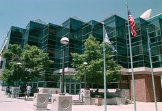 Milwaukee Area Technical College (MATC) Downtown campus. It used to be my school. Good memories!