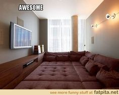 @Kelly Bremer Our pillow room??