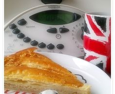 Thermomix Puff Pastry Galette