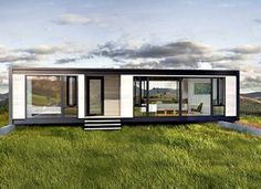 These are some remarkable prefab homes