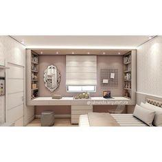 """213 curtidas, 3 comentários - Jessica Almeida Arquitetura (@jalmeida.arquitetura) no Instagram: """"Mais uma vista desse quartinho lindo! #designdeinteriores #design #contrateumarquiteto #arquiteto…"""""""