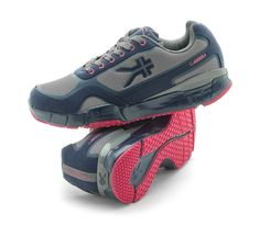 Best plantar fasciitis shoes and most comfortable shoes for heel pain. KURU Footwear Carrera $120- Women's high performance fitness running shoe for all-day comfort and foot pain relief. IDEAL FOR: Running, Fitness, Gym, Walking, Standing. HELPS WITH: Fallen arches, plantar fasciitis, hammer toe, flat feet, heel pain, bunions, high arches. Shoes for PF & heel pain www.kurufootwear.com
