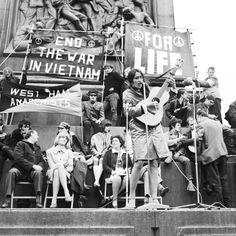 Vietnam War Protestors
