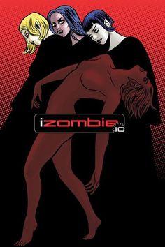 Mike Allred's iZombie #10 (Vampires)