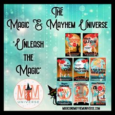 What to read the series that started all this madness? Click below and grab Switching Hour for FREE!!! #MagicMayhemUniverse #WitchyShiftyFun #UnleashTheMagic #ebook
