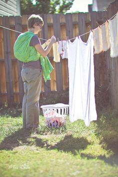 An older post on babywearing safety, touching on some of the ways babywearing keeps your baby safe! I love the photo of the Wrapsody (Gypsy Mama) at the aquarium, and the Girasol in the kitchen... but I am in LOVE with this beautiful shot of hanging laundry on the line in the Didy. Just gorgeous!