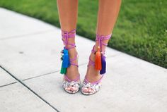 Tassels on My Feet - Song of Style