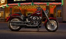 2013 Harley-Davidson Softail® Fat Boy® | Seacoast Harley-Davidson® | North Hampton New Hampshire