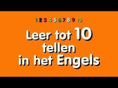 Leer Tot 10 Tellen in het Engels