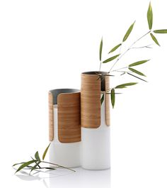 Transit Vases by Jan-Patric Metzger, via Behance