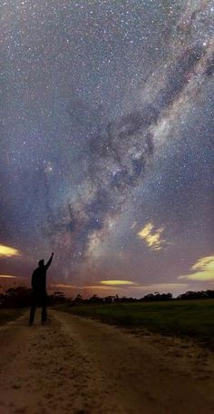 Vía Láctea sobre Australia //// Milky Way over Australia by essie