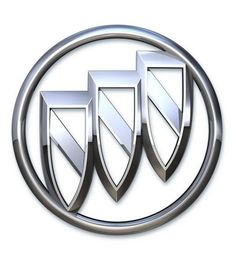For all those looking to learn about Buick. We provide you with the Buick logo and the complete history timeline along with the list of latest models. Cadillac, Dodge Challenger, Chevrolet Camaro, American Car Logos, Plymouth, Ford Mustang, Buick Cascada, Car Symbols, Car Hood Ornaments