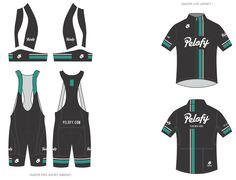 Pelofy cycling kit design #cycling