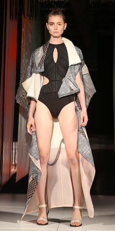 Kimono  Body Elastic Sandals Alta  #Tramando #SS16 #Kimono