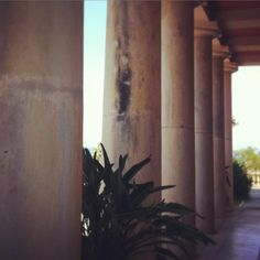 Beauty & decay in Corfu. #photooftheday