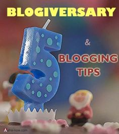 Hurray! It's Christmas and it's my blog anniversary! :) I've been blogging for five years and I still want to go on! Based on my blogging experiences, I've a few simple but essential blogging tips that will also help you become successful in blogging. Wishing you a merry Christmas and a happy blogging new year! :)