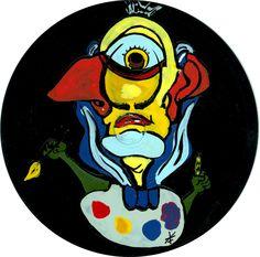 Salvador Dalí pintura