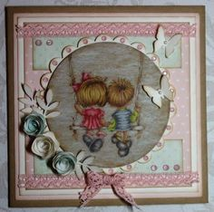 Ninas kreative roteloft Cardmaking, Inspire, Scrapbook, My Love, Frame, Cards, Inspiration, Decor, Couples