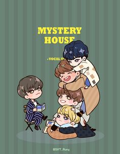 Seventeen Mystery House -Vocal Unit-
