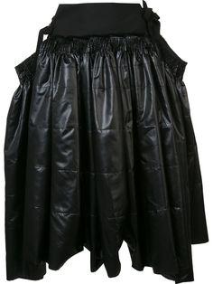 Comme Des Garçons Tricot midi full skirt