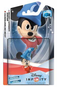 Figurine 'Disney Infinity' - Mickey: Amazon.fr: Jeux vidéo