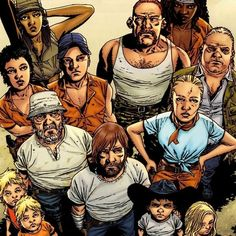 24 Ways The Walking Dead Show is Different Than the Comics
